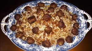 آموزش قنبر پلو یکی از غذاهای خوشمزه وسنتی شیراز از مامان تی وی - YouTube