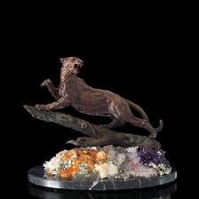 """<b>Статуэтка</b> """"<b>Леопард</b>"""", 42 см (743256) - Купить по цене от 339 ..."""