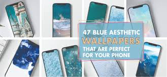 47 Blue Aesthetic Wallpaper Backgrounds ...