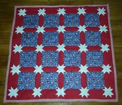 21 best quilt sashing ideas images on Pinterest | Quilt block ... & Morning Star Sashing Quilt 3 Adamdwight.com