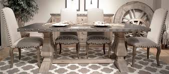 best distressed dining room furniture contemporary