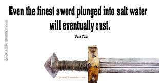 Even The Finest Sword Quotes 2 Remember