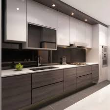 Contemporary Style Kitchen Cabinets Awesome Singapore Interior Design Kitchen Modern Classic Kitchen Partial