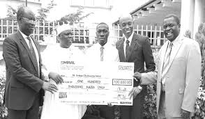firm rewards winners in malaria essay competition the nation ia