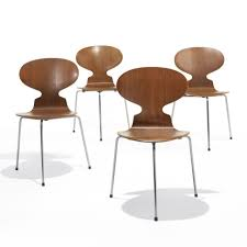 fabulous wooden ant chairs with metal leg by arne jacobsen in scandinavian furniture chairs collection arne jacobsen furniture