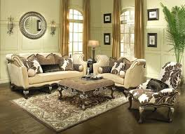 Italian Living Room Furniture Sets Collection