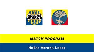 Hellas Verona-Lecce: probabili formazioni, quote e dove ...
