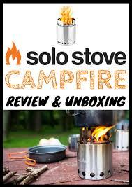 solo stove campfire review