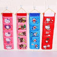 <b>Now Gift Hook Cartoon</b> Wall Hanging Storage Bag Fashion Toy ...