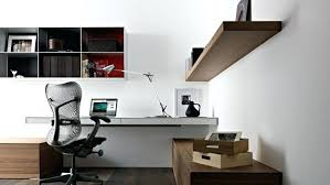 modern home office. Simple Home Office Design Ideas Wall Mounted  Laptop Modern .