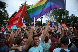 supreme court affirms constitutionality of gay marriage politics supreme court affirms constitutionality of gay marriage politics us news