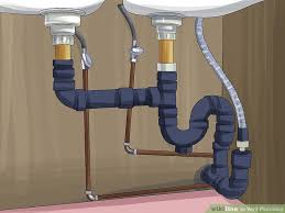 sink water lines drain pipe installing pipes image titled vent plumbing step