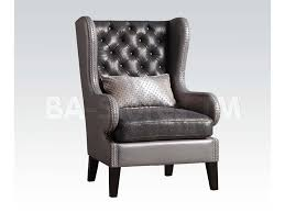 luxury silver accent chair  in home decorating ideas with silver