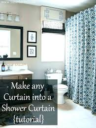 floor to ceiling shower curtain s how hang curtains pictures of liner