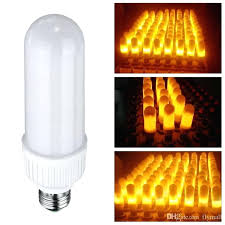 flickering flame light bulb led flame lamp 3 modes flickering flame fire led light bulb corn flickering flame light bulb