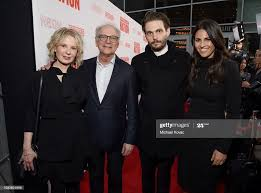 Diana Rhodes, Barry Levinson, Sam Levinson, and Ashley Levinson... News  Photo - Getty Images