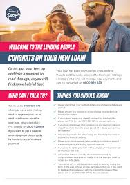 Sample Loan Agreement | 100% Online | The Lending People