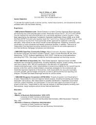 Mba Resume Objective Mba Resume Objective Statement Forte Application Program Cv Examples 14