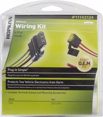 hopkins towing solution plug in simple vehicle to trailer wiring 2016 honda fit trailer wiring your selected vehicle