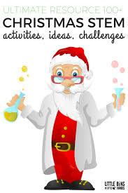 Stem Christmas Activities Kids Will Love This Holiday Season