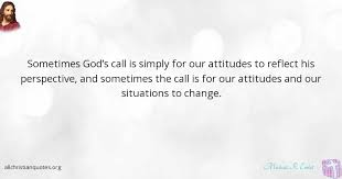 Phone Call Quotes Stunning Michael R Emlet Quote About Attitude Call Change