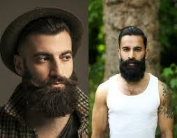 Trendy Mens Haircuts With Beards Men Hairstyle Magnificent Short