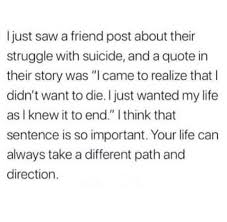 Words Of Wisdom For Those Leaving And Watching Their Life End It