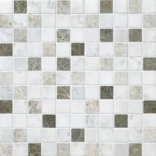 bermar natural stone venice blend honed marble floor and wall tile common 12
