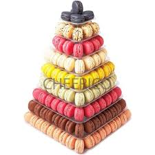 French Macaron Display Stand Interesting Cupcake Stand Cupcake Boxes Macaron Boxes Macaron Stand 32 Tier