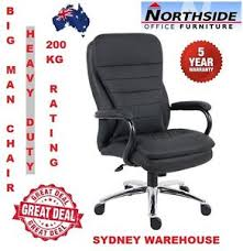 heavy duty executive leather chair. image is loading heavy-duty-big-man-people-large-person-high- heavy duty executive leather chair e