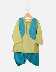 Buy <b>Infant Boys</b> Clothes Online - Fabindia.com