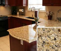 Venetian Gold Cheap Granite Countertop