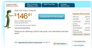 Geico Insurance Quotes