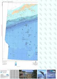 Ocean Depth Chart Bathymetric Nautical Chart 15248 14bpt1 North Pacific Ocean
