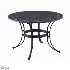 4d193cd1 Dbbf 4e68 8176 E4e0d6c3ba01 1000 Round Patio Table Home Styles  Biscayne In Black Dining 5