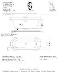 bathtub rough in rough in measurements for bathroom sink bathtub rough in measurements for bathroom sink bathtub rough in bathtub drain