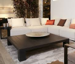 low coffee table. Large Low Square Coffee Table