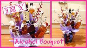 mini liquor gift baskets photo 2