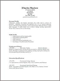 Quick Free Resume Basic Resume Template Free Templates In Word Cover A Simple