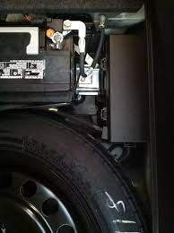where is the fuse box in a chrysler 300 quora fuse box of the 2016 model is in the trunk next to the spare tire and battery picture is below
