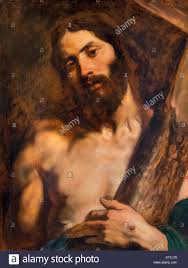 christ carrying the cross by sir anthony van dyck 1599 1641