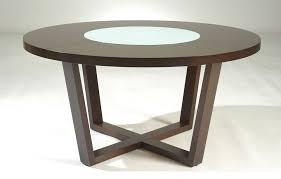 modern round wood dining tables urban interior design modern round dining table4