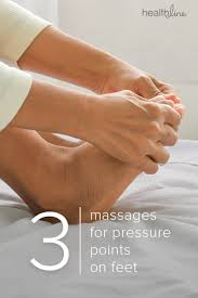 Reflexology Pressure Points Chart 3 Massages For Pressure Points On Feet