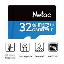 Thẻ nhớ 32 GB Netac - Bảo hành 6 tháng