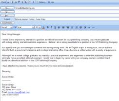 Sample Letter To Send Resume Modern Resume Template Spiffy Email Sample To Send Cover Letter