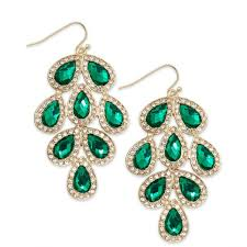 large size of marvelous inc international concepts goldtone green stone leaf chandelier tree ornaments shades modern