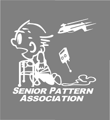 Senior Pattern Association Fascinating Fun Stuff For CarTruck