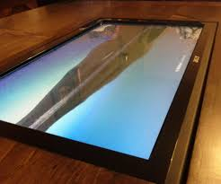 awesome touch screen coffee table with coffee table with built in touch screen