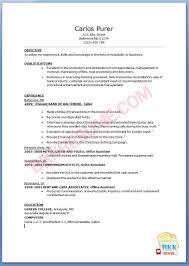 Simple Resume Cover Letter Berathen Com Resume For Study