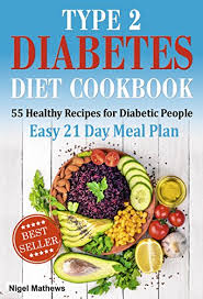 Meal Planning For Diabetes Amazon Com Type 2 Diabetes Diet Cookbook Meal Plan 55 Healthy